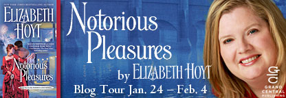 Notorious Pleasures Blog Tour