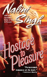 Hostage to Pleasure Book Cover