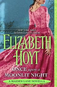 Once Upon a Moonlit Night Book Cover