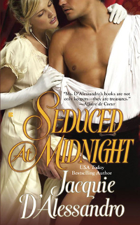 Seduced at Midnight Book Cover