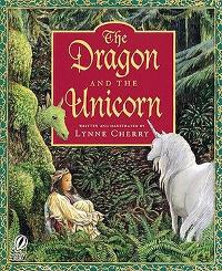 The Dragon and the Unicorn Book Cover