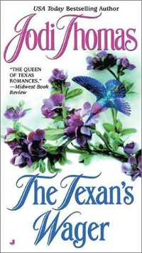 The Texan's Wager Book Cover